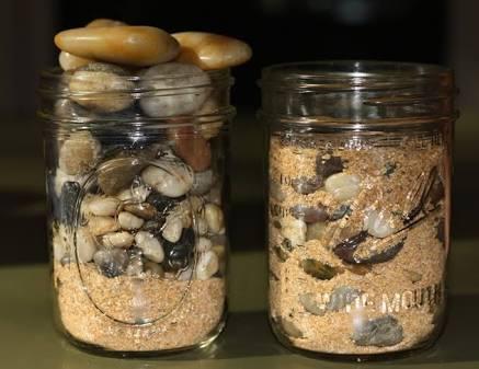 Las Piedras y el Frasco: - Soul